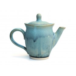 CT73 - Teapot 30cl Satin Blue